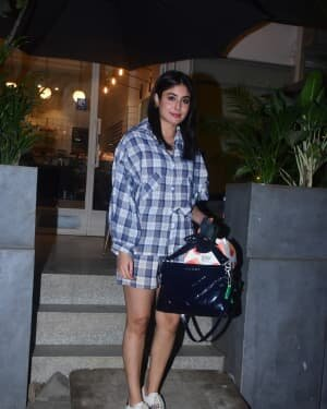 Kritika Kamra - Photos: Celebs Spotted At Bandra | Picture 1780969