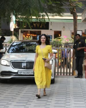 Divya Khosla - Photos: Celebs Spotted At T-Series Office | Picture 1780890