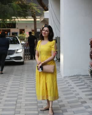Divya Khosla - Photos: Celebs Spotted At T-Series Office | Picture 1780891