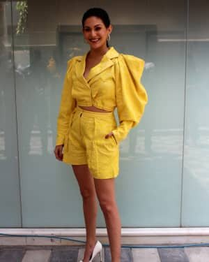 Amyra Dastur - Photos: Celebs Spotted At T-Series Office | Picture 1780924