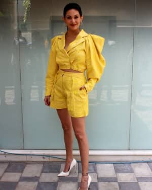 Amyra Dastur - Photos: Celebs Spotted At T-Series Office | Picture 1780921