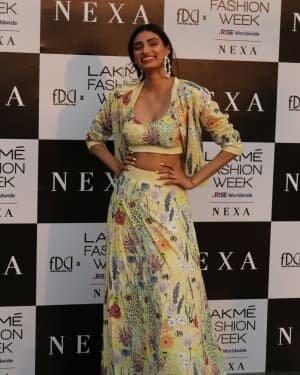 Athiya Shetty - Photos: Lakme Fashion Week 2021 Day 2 | Picture 1781067