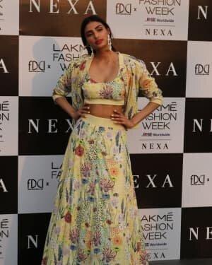 Athiya Shetty - Photos: Lakme Fashion Week 2021 Day 2 | Picture 1781066