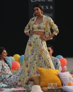 Athiya Shetty - Photos: Lakme Fashion Week 2021 Day 2 | Picture 1781052