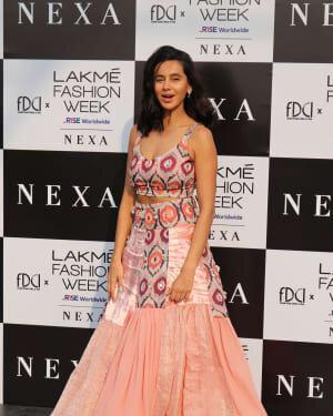Shibani Dandekar - Photos: Lakme Fashion Week 2021 Day 2 | Picture 1781028