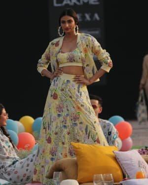 Athiya Shetty - Photos: Lakme Fashion Week 2021 Day 2 | Picture 1781051