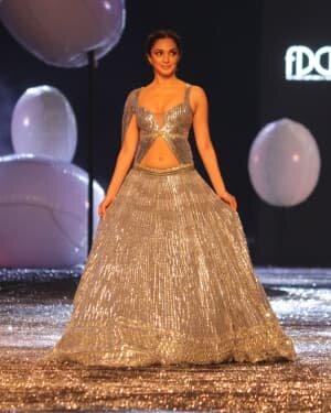 Kiara Advani - Photos: Lakme Fashion Week 2021 Day 2 | Picture 1781137