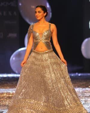 Kiara Advani - Photos: Lakme Fashion Week 2021 Day 2 | Picture 1781140