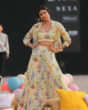 Athiya Shetty - Photos: Lakme Fashion Week 2021 Day 2 | Picture 1781060