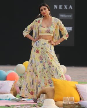 Athiya Shetty - Photos: Lakme Fashion Week 2021 Day 2 | Picture 1781059