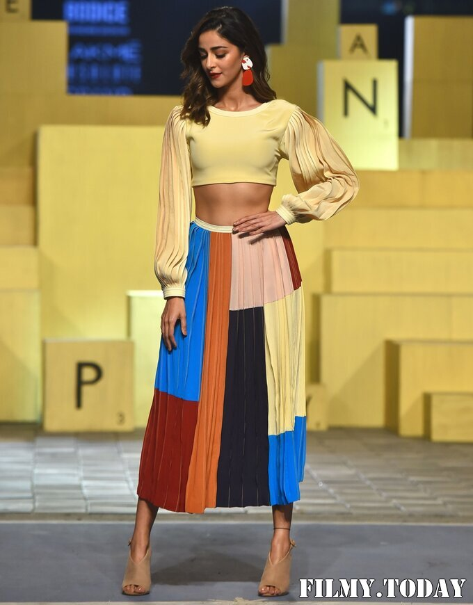 Ananya Panday - Photos: Lakme Fashion Week 2021 Day 3   Picture 1781003