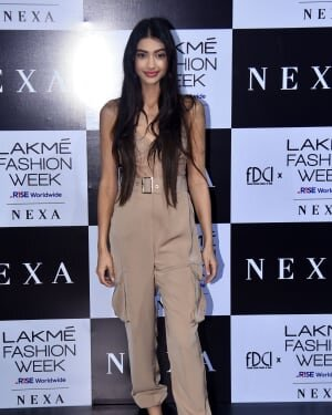 Alanna Panday - Photos: Lakme Fashion Week 2021 Day 3 | Picture 1780997