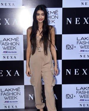 Alanna Panday - Photos: Lakme Fashion Week 2021 Day 3