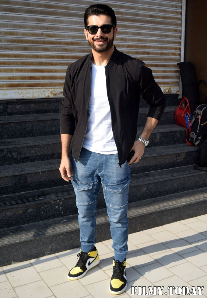 Sharad Malhotra - Photos: Promotion Of Music Video Bepanah Pyaar | Picture 1780895