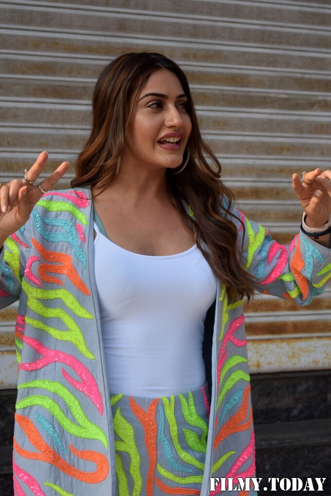 Surbhi Chandna - Photos: Promotion Of Music Video Bepanah Pyaar | Picture 1780906