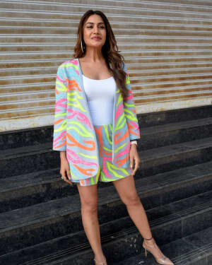 Surbhi Chandna - Photos: Promotion Of Music Video Bepanah Pyaar | Picture 1780904