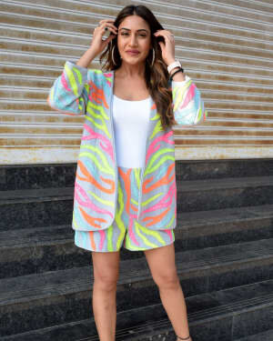 Surbhi Chandna - Photos: Promotion Of Music Video Bepanah Pyaar | Picture 1780901