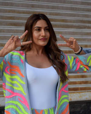 Surbhi Chandna - Photos: Promotion Of Music Video Bepanah Pyaar | Picture 1780905