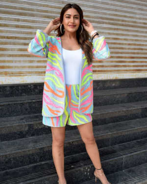 Surbhi Chandna - Photos: Promotion Of Music Video Bepanah Pyaar | Picture 1780902
