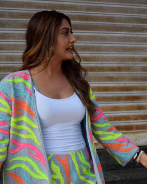 Surbhi Chandna - Photos: Promotion Of Music Video Bepanah Pyaar | Picture 1780907