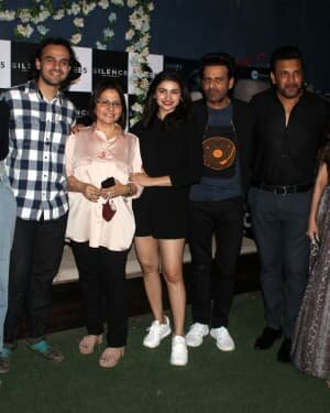 Photos: Screening Of Film Silence At Red Bulb