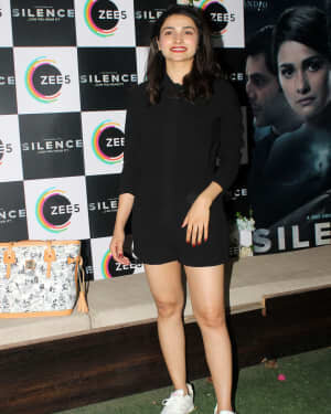 Prachi Desai - Photos: Screening Of Film Silence At Red Bulb | Picture 1780874