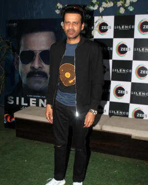 Manoj Bajpai - Photos: Screening Of Film Silence At Red Bulb | Picture 1780872