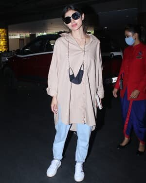 Mouni Roy - Photos: Celebs Spotted At Airport | Picture 1782803