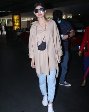 Mouni Roy - Photos: Celebs Spotted At Airport | Picture 1782801