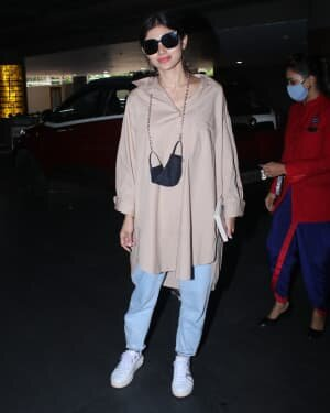 Mouni Roy - Photos: Celebs Spotted At Airport | Picture 1782802