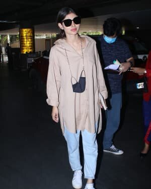 Mouni Roy - Photos: Celebs Spotted At Airport | Picture 1782800