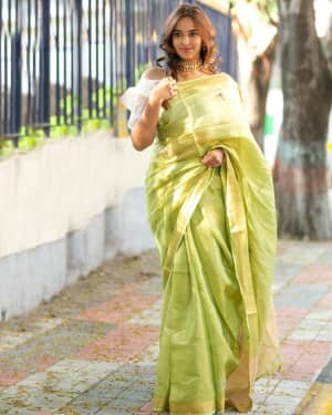Pujitha Ponnada Latest Photos | Picture 1795914