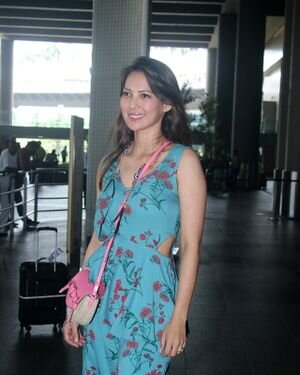 Rochelle Rao Sequeira - Photos: Celebs Spotted At Airport