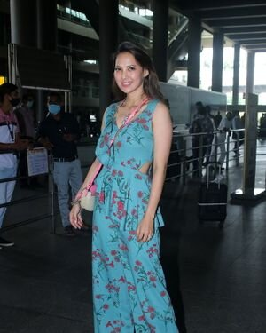 Rochelle Rao Sequeira - Photos: Celebs Spotted At Airport   Picture 1828272