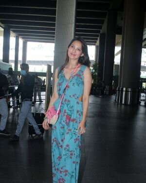 Rochelle Rao Sequeira - Photos: Celebs Spotted At Airport   Picture 1828270