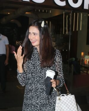 Yuvika Chaudhary - Photos: Celebs Spotted At Airport | Picture 1828275