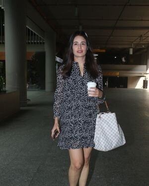 Yuvika Chaudhary - Photos: Celebs Spotted At Airport | Picture 1828278