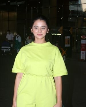 Helly Shah - Photos: Celebs Spotted At Airport