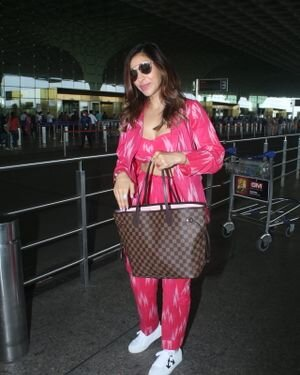 Sophie Choudry - Photos: Celebs Spotted At Airport   Picture 1828240