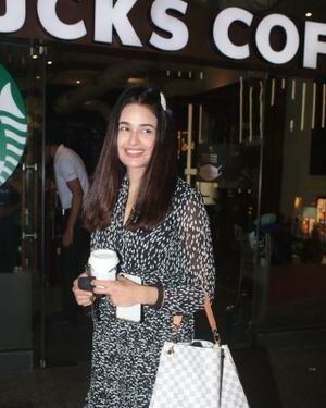 Yuvika Chaudhary - Photos: Celebs Spotted At Airport | Picture 1828276