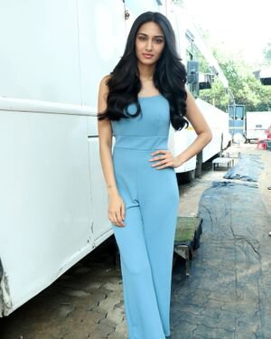 Photos: Erica Fernandes Spotted At Malad Marve Road For Shoot | Picture 1828347
