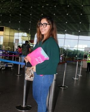 Ashnoor Kaur - Photos: Celebs Spotted At Airport   Picture 1828523