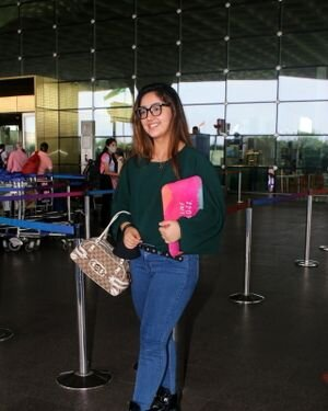 Ashnoor Kaur - Photos: Celebs Spotted At Airport   Picture 1828520