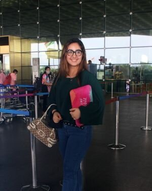 Ashnoor Kaur - Photos: Celebs Spotted At Airport   Picture 1828521