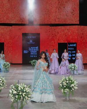 Photos: Shikha & Srishti Show At Lakme Fashion Week 2021