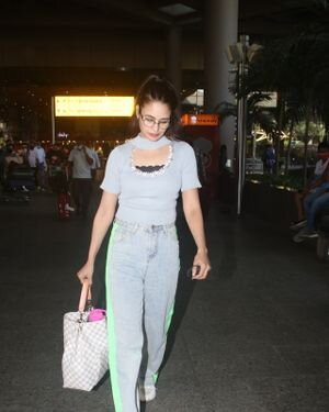 Yuvika Chaudhary - Photos: Celebs Spotted At Airport | Picture 1828665