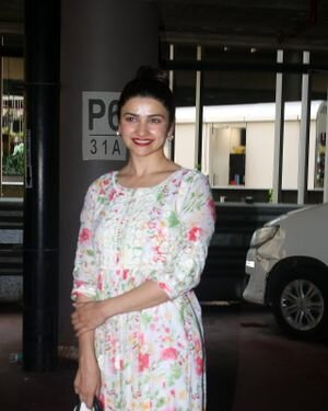 Prachi Desai - Photos: Celebs Spotted At Airport