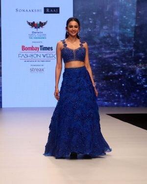 Rakul Preet Singh - Photos: Sonaakshi Raaj At Bombay Times Fashion Week 2021   Picture 1828648