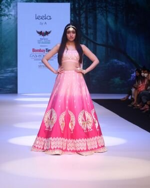 Divya Khosla - Photos:  Leela Show At Bombay Times Fashion Week 2021