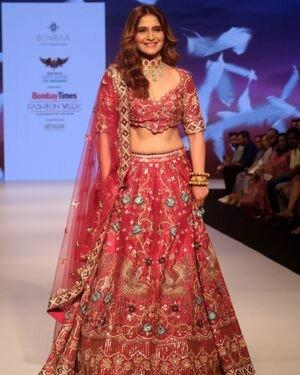 Aarti Singh - Photos: Celebs Walks The Ramp At Bombay Times Fashion Week 2021